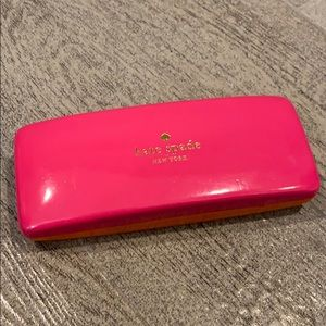 Kate Spade glasses case